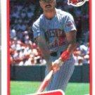 1990 Fleer #377 Brian Harper
