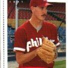 1991 Classic/Best #336 Toby Borland