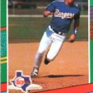 1991 Donruss #455 Monty Fariss ( Baseball Cards )