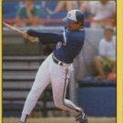 1991 Fleer #181 Rance Mulliniks
