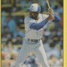 1991 Fleer #192 Mookie Wilson