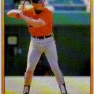 1991 O-Pee-Chee Premier #30 Glenn Davis