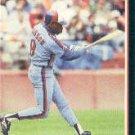 1991 Score #234 Marquis Grissom