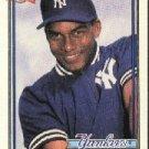 1991 Topps #259 Hensley Meulens ( Baseball Cards )