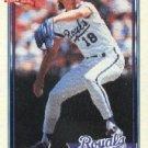 1991 Topps #280 Bret Saberhagen ( Baseball Cards )
