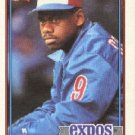 1991 Topps #283 Marquis Grissom