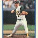 1991 Topps #394 Bob Welch AS