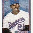 1991 Topps #535 Ruben Sierra