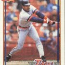 1991 Topps #556 Gary Ward ( Baseball Cards )