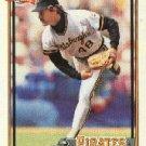 1991 Topps #621 Ted Power ( Baseball Cards )