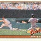 1991 Topps #677 Billy Ripken