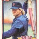1991 Topps #778 Dan Gladden ( Baseball Cards )
