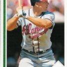 1991 Upper Deck #303 Greg Olson