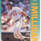 1992 Fleer #19 Randy Milligan