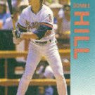 1992 Fleer #60 Donnie Hill