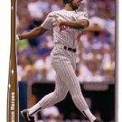 1992 Upper Deck Home Run Heroes #HR12 Chili Davis