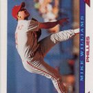 1993 Topps #99 Mike Williams ( Baseball Cards )