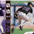 1994 Select #127 Walt Weiss