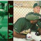 1994 Select #128 Bobby Witt