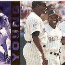 1994 Select #145 Eric Young ( Baseball Cards )