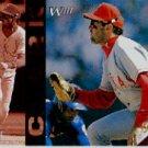 1994 Select #319 Will Clark ( Baseball Cards )