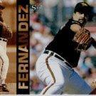 1994 Select #353 Sid Fernandez ( Baseball Cards )