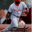 1994 Select #382 Tony Longmire