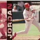 1994 Select #95 Ricky Jordan