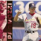 1994 Select #98 Tom Pagnozzi
