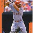 1999 Upper Deck Challengers for 70 #55 Juan Gonzalez HRH