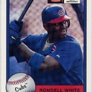 2001 Fleer Platinum #210 Rondell White