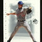 2001 SP Authentic #202 Tony Armas Jr