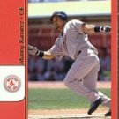 2002 Fleer Maximum #4 Manny Ramirez