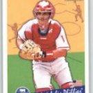 2002 Fleer Tradition #397 Johnny Estrada - Philadelphia Phillies (Baseball Cards)