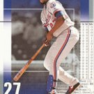 2003 Fleer Box Score #75 Vladimir Guerrero