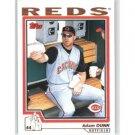 2004 Topps 170 Adam Dunn Reds