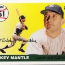 2006 Topps Mantle Home Run History #251 Mickey Mantle