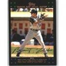 2007 Topps #369 Ben Zobrist