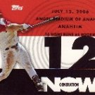2007 Topps Generation Now #GN114 Mike Napoli