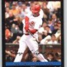 2007 Topps Update #230 Ken Griffey Jr - Cincinnati Reds (All-Star)(Baseball Cards)