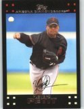 2007 Topps Update #27 Yusmeiro Petit - Florida Marlins (Baseball Cards)