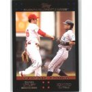 2007 Topps Update #279 Chase Utley / Ichiro Suzuki - Philadelphia Phillies / Seattle Mariners (Class