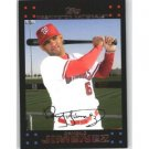 2007 Topps Update #304 D'Angelo Jimenez - Texas Rangers (Baseball Cards)