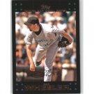 2007 Topps Update #324 Dan Wheeler - Houston Astros (Baseball Cards)