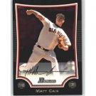 2009 Bowman #171 Matt Cain