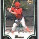 2009 Bowman #206 Lou Marson