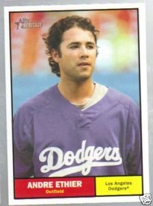 2010 Topps Heritage #210 Andre Ethier