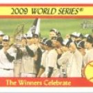 2010 Topps Heritage #313 The Winners Celebrate