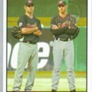 2010 Topps Heritage #363 Joe Mauer/Roy Halladay