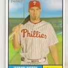 2010 Topps Heritage #78 Jayson Werth - Philadelphia Phillies (Baseball Cards)